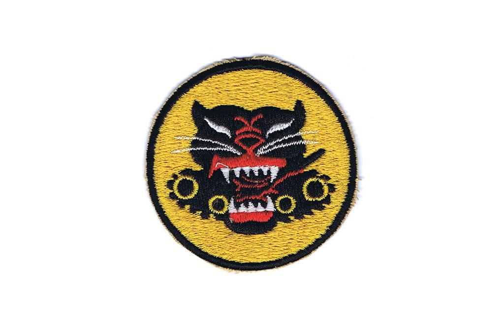 808th tank destroyer battalion patch