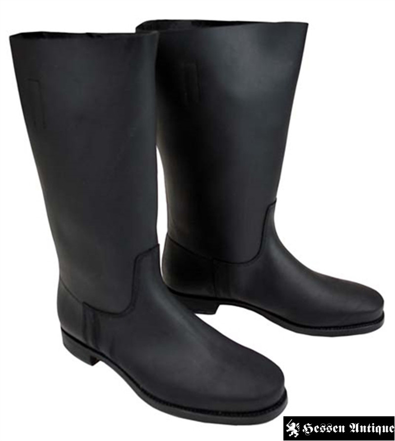German Jack Boots with hobnails w/ Heavy Duty Soles