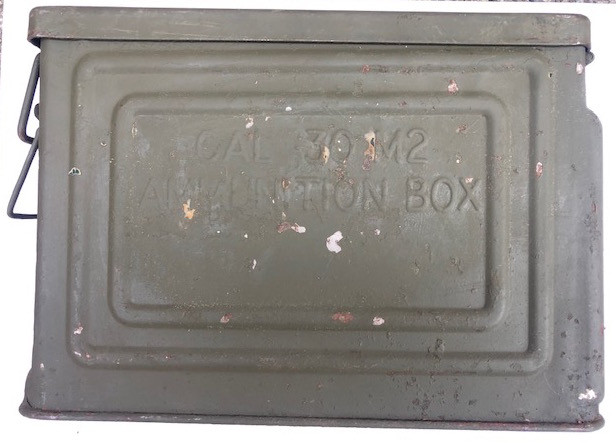 Original US WW2 Model .30 Cal Ammo Can