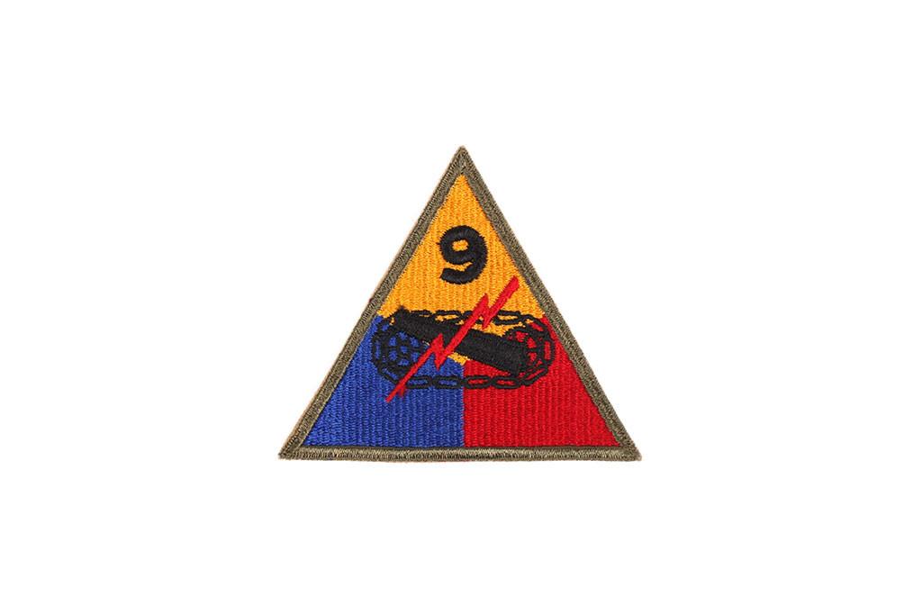 Original Patch, 9th Armored Division (Phantom)