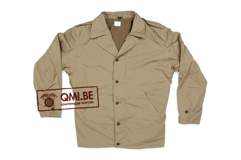 M41 jacket (De Brabander Mfg. Co.)