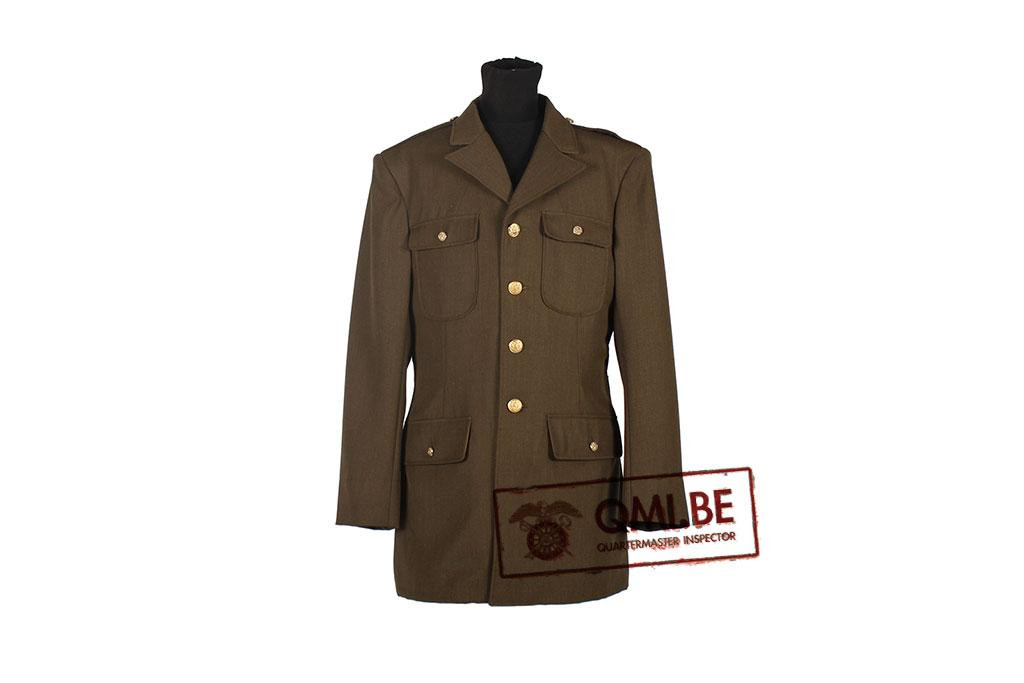 "Class ""A"" jacket (Enlisted Men)"