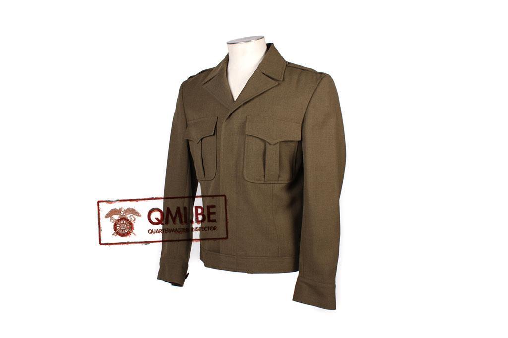 Ike jacket (De Brabander Mfg. Co.)