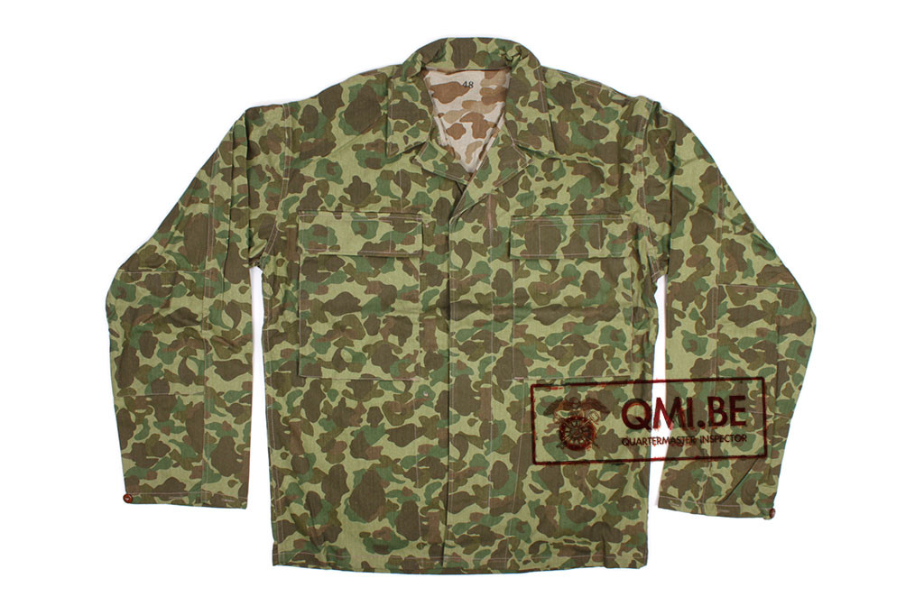 Jacket, HBT, Camouflage (Army)
