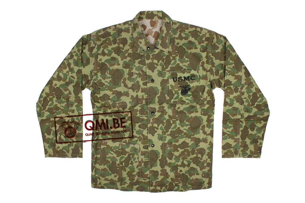 USMC P42 HBT Jacket (Camouflage)