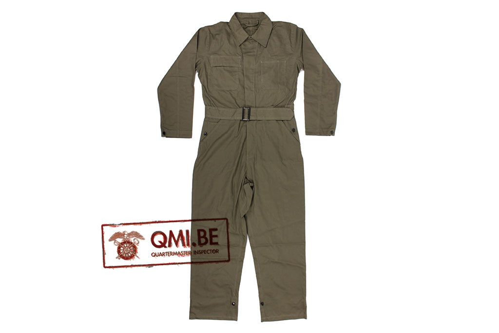 HBT Coverall men (Airborne, Airforce Pattern)