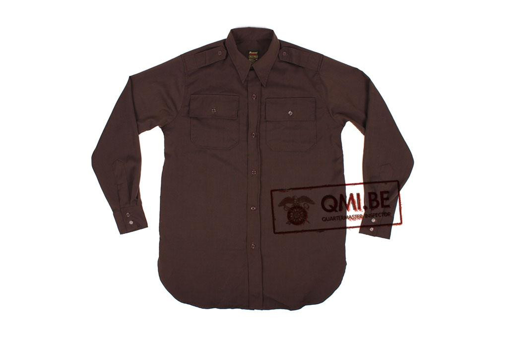 "Officer ""Chocolate"" Shirt"