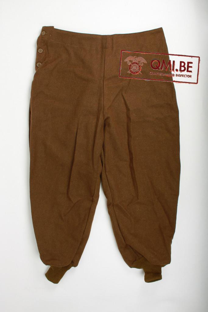 Trousers, women's ,Wool liner