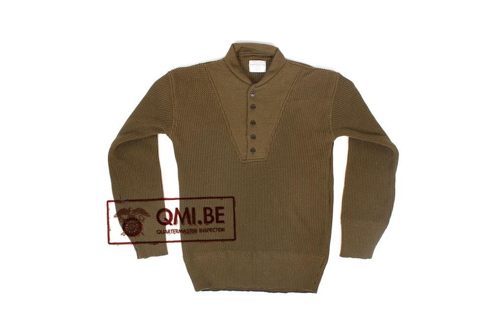 Sweater, High Neck (De Brabander Mfg. Co.)