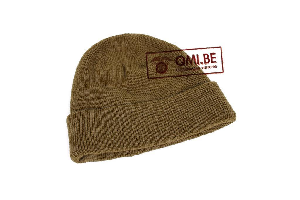 A4 Mechanic wool cap
