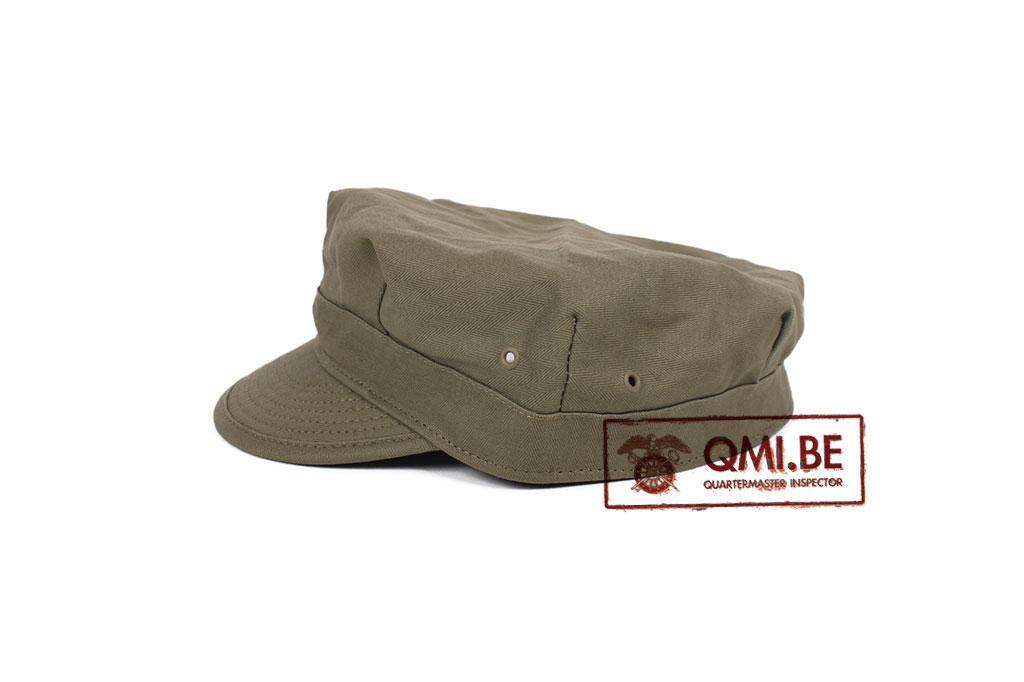 Cap, Herringbone Twill, O.D.7