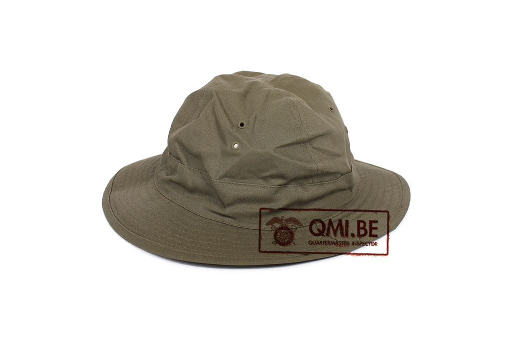 Hat, Herringbone Twill (Daisy Mae)