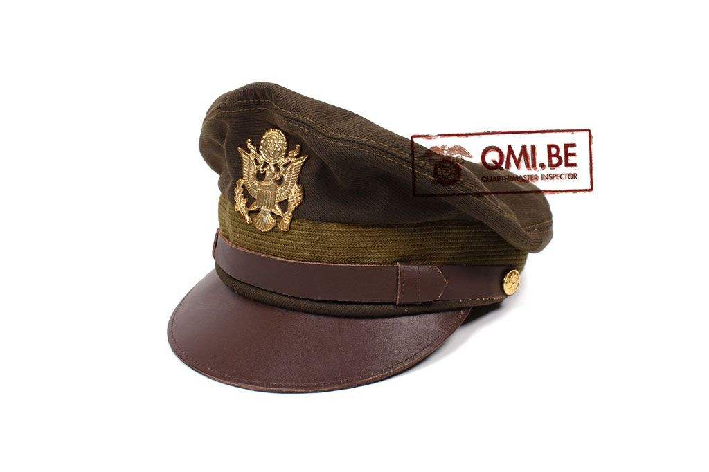 """Visored Hat """"Crusher"""" (chocolate)"""