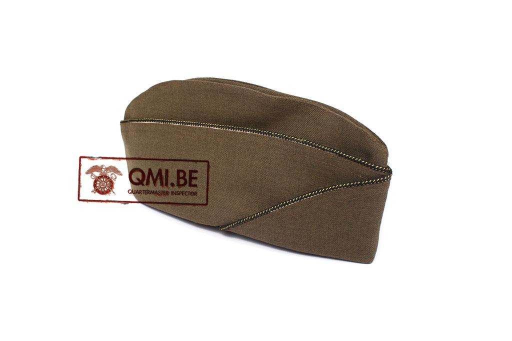Garrison cap, Officers (Black / Gold)