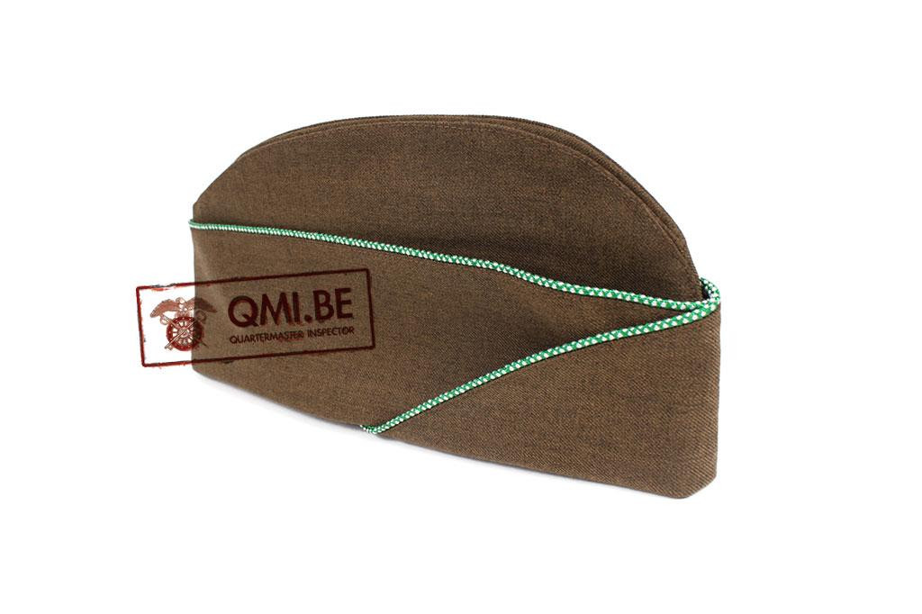 Garrison cap, Armored Center and Units (Green / White)