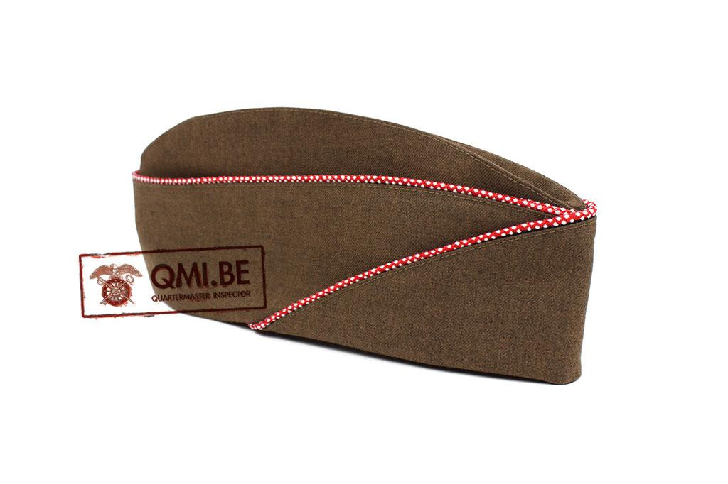 Garrison cap, Engineers (Red / White)