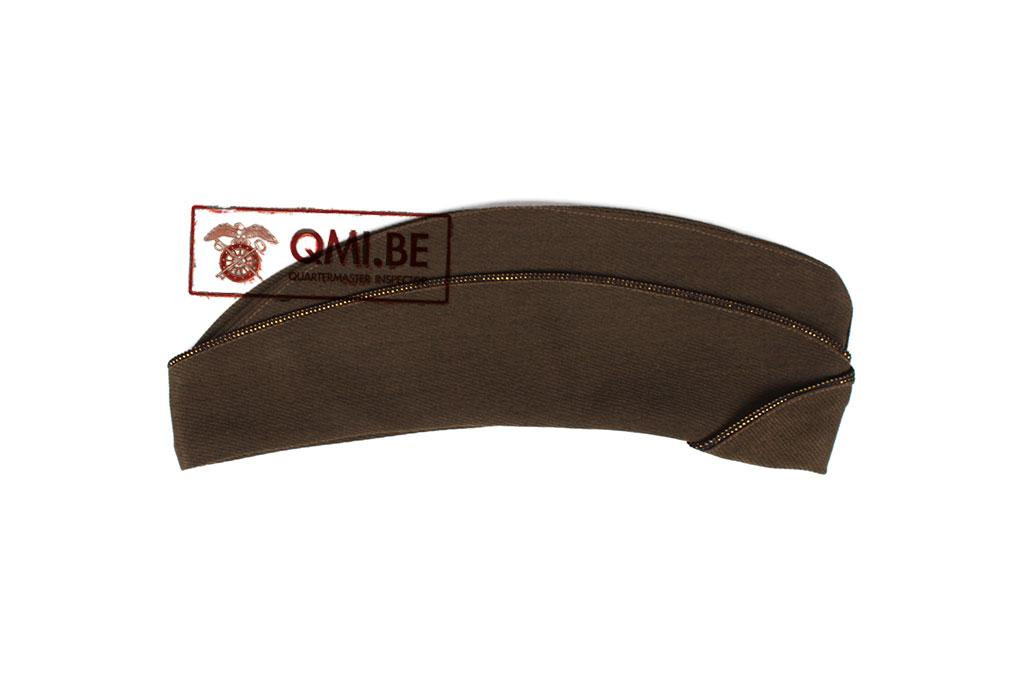 Garrison cap, WAC Officer (Chocolate)