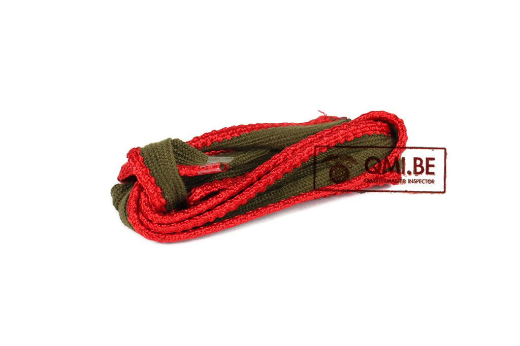 Cap Piping Cord, Artillery (red)