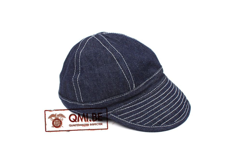 Baseball Cap (Blue Denim)
