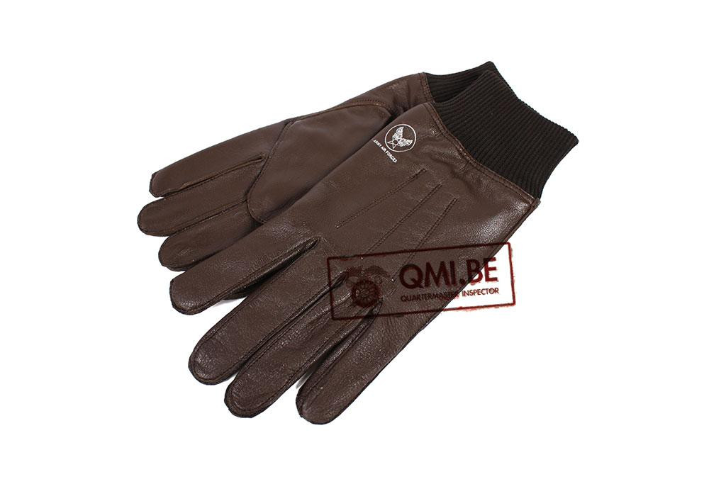 USAAF Type A-10 Leather Gloves