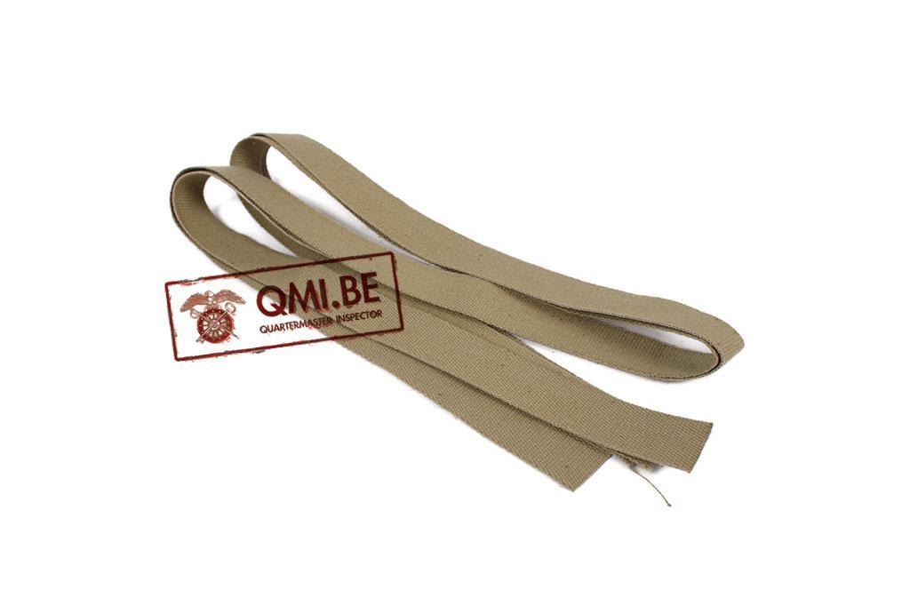 Canvas leg ties (Paratrooper trousers)