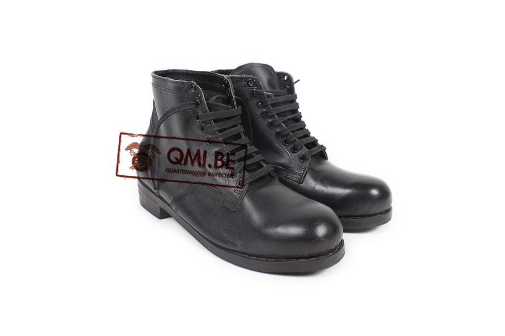 Shoes, WAC, field, high (Black)