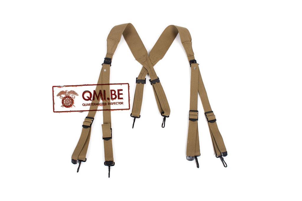 Suspenders, Belt, M-1936