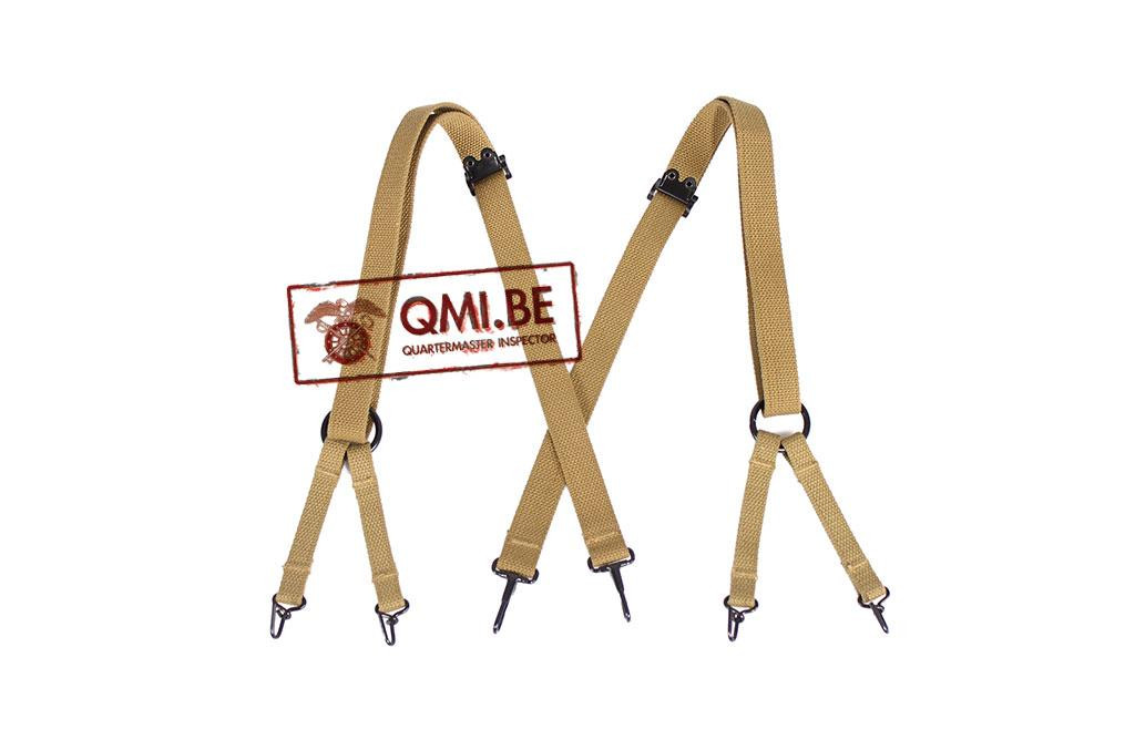 Pack Suspenders, M1941 (USMC / Marines)