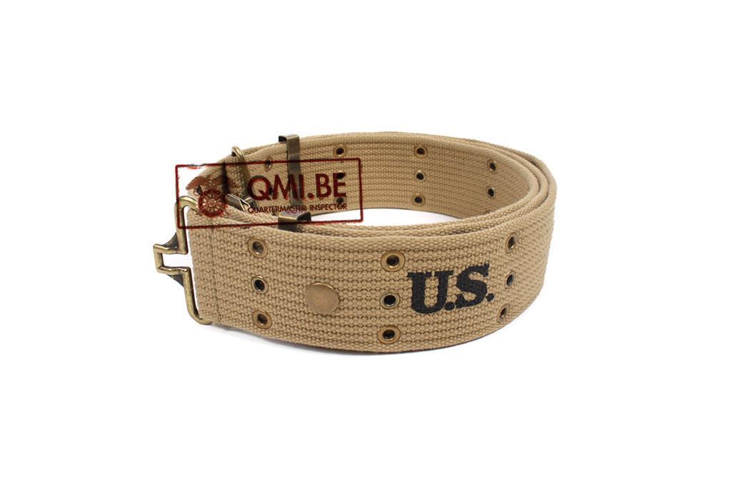 Pistol belt, M-1936 (Brass eyelet)