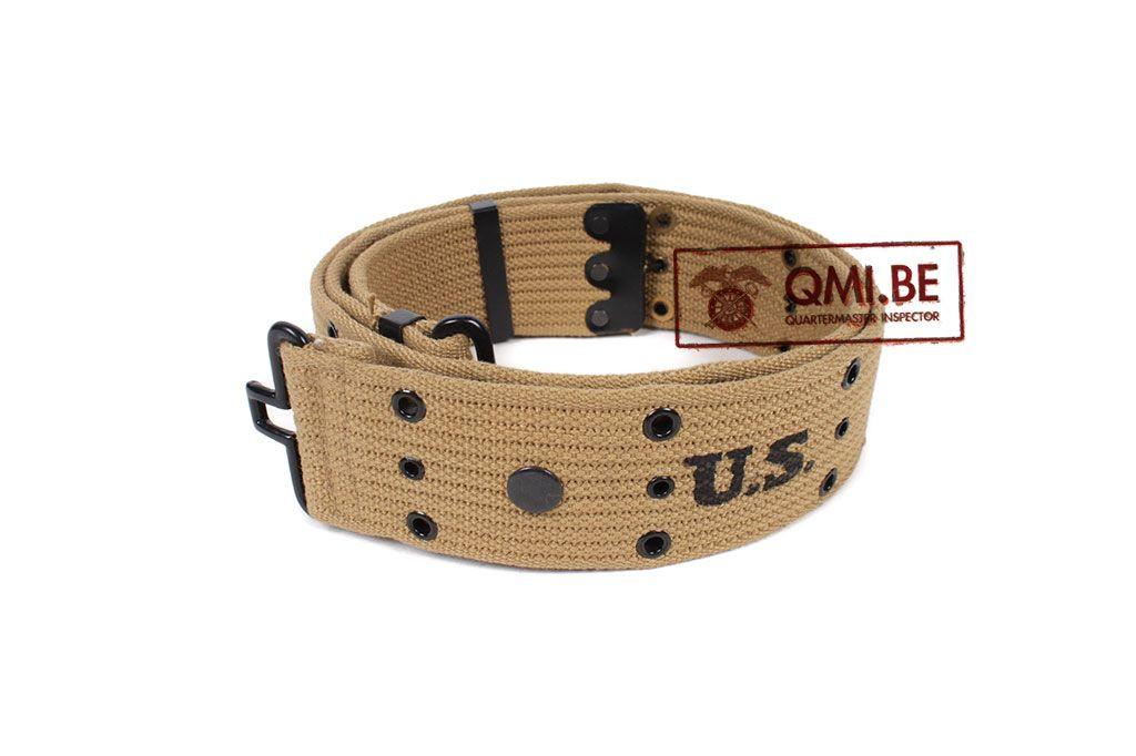 Pistol belt, M-1936 (Black eyelet)