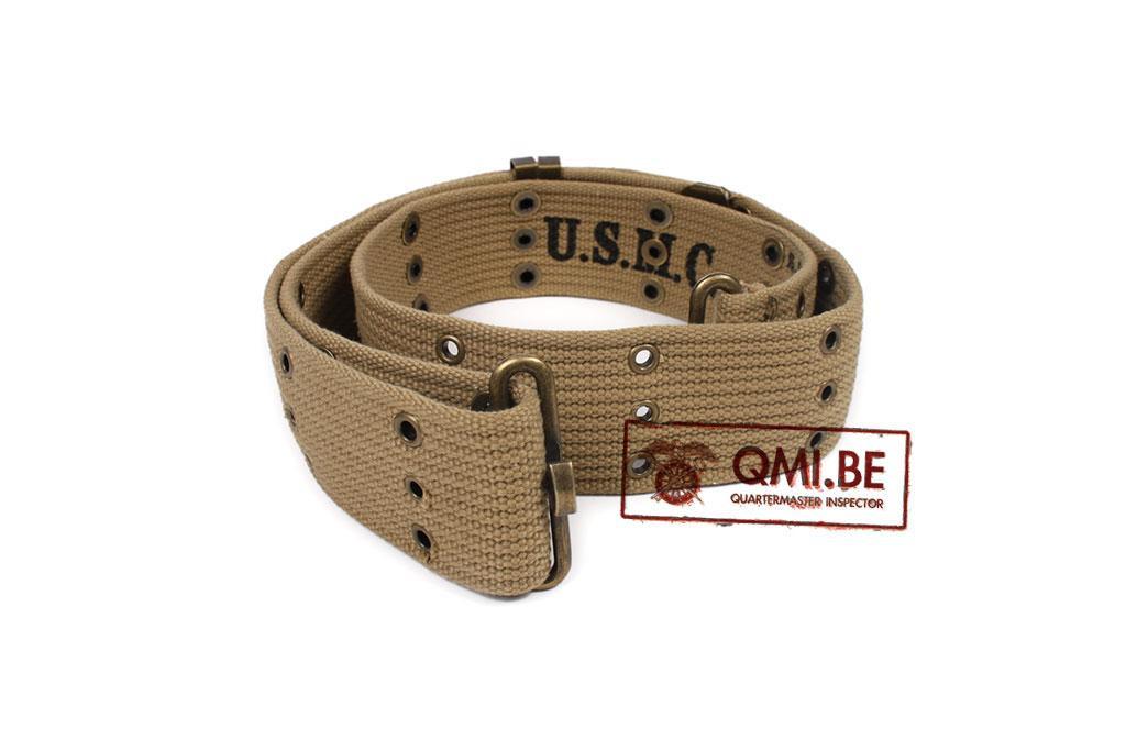Pistol belt, M-1936, USMC (Brass eyelet)