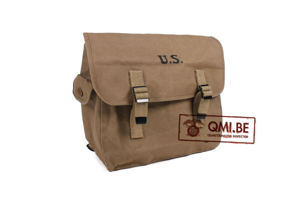 Bag Musette M-1936, Rubberised, (Para)