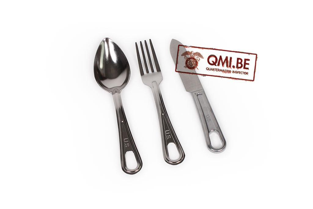 Field Cutlery, U.S. marked (3pcs.)