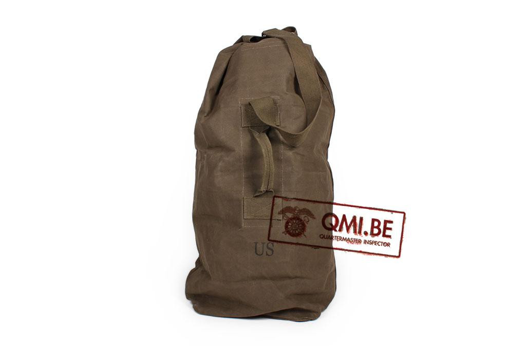 Duffle Bag with handle (treated canvas)