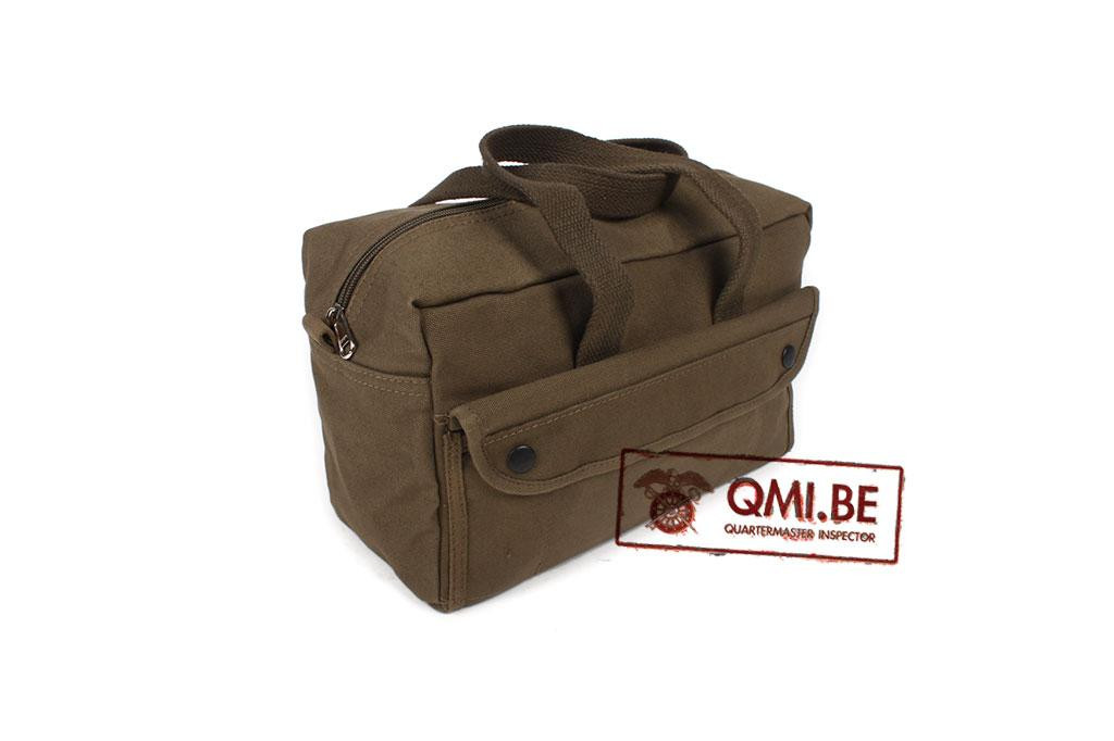 Tool bag, small, Olive (QMI)