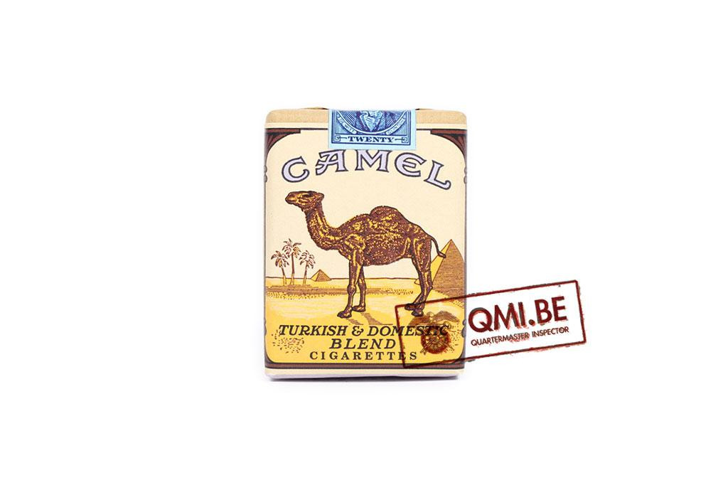 Dummy Cigarette Pack, Camel