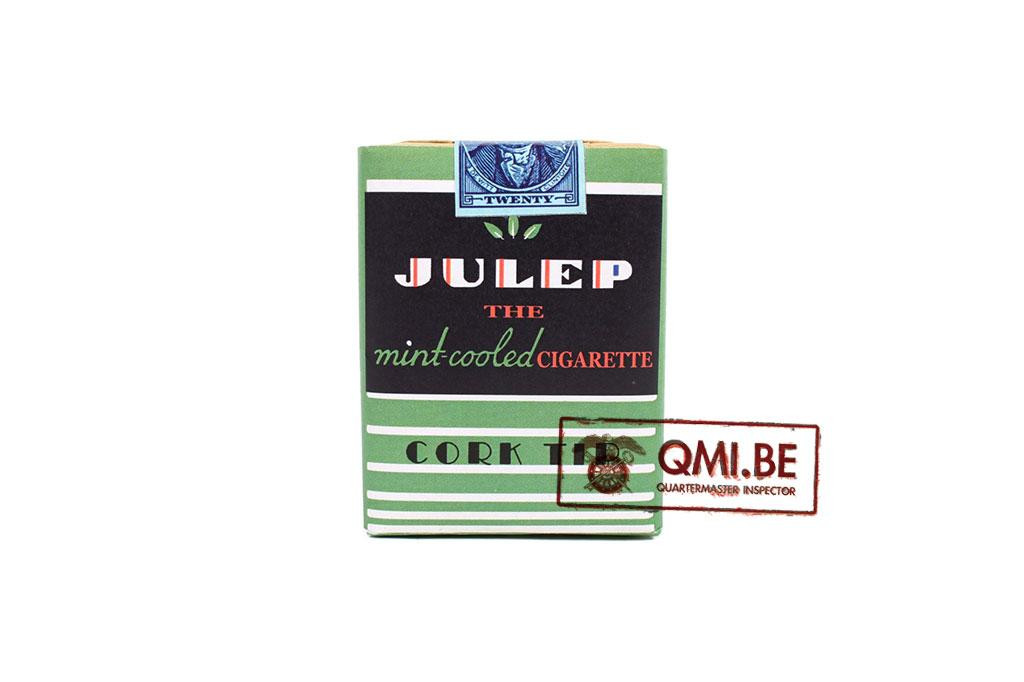 Dummy Cigarette Pack, Julep (Mint)