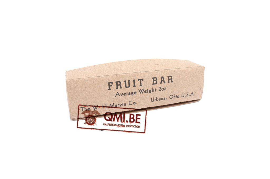 Fruit Bar Ration