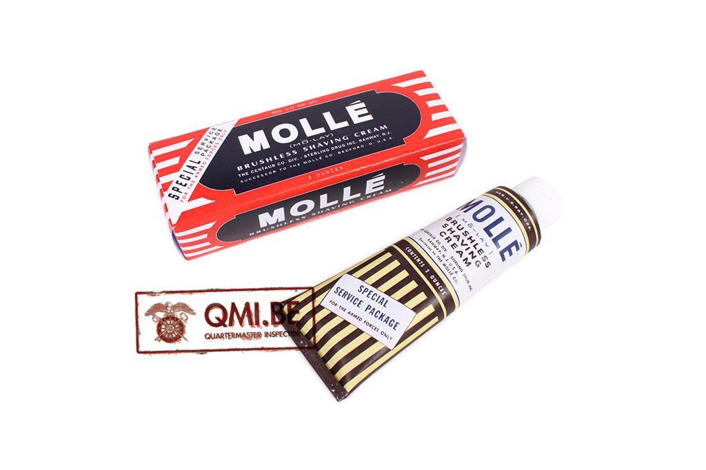 Mollé Brushless Shaving Cream