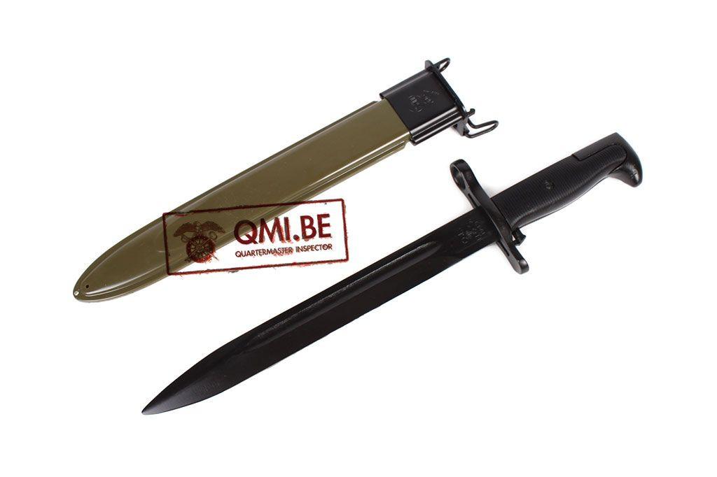 Garand Bayonet + Scabbard (Short)