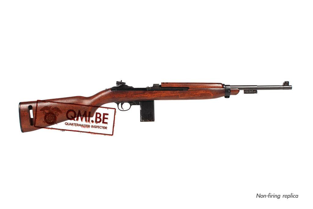 M1 carbine, late model, 1944 (Non-firing replica)