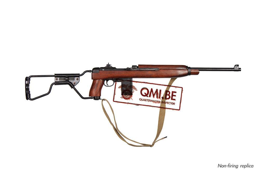 M1A1 carbine, folding buttstock (Non-firing replica)