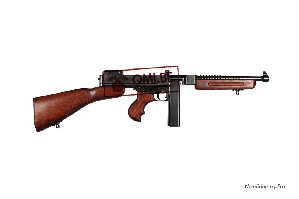 M1 Thompson 1928, (Non-firing replica)