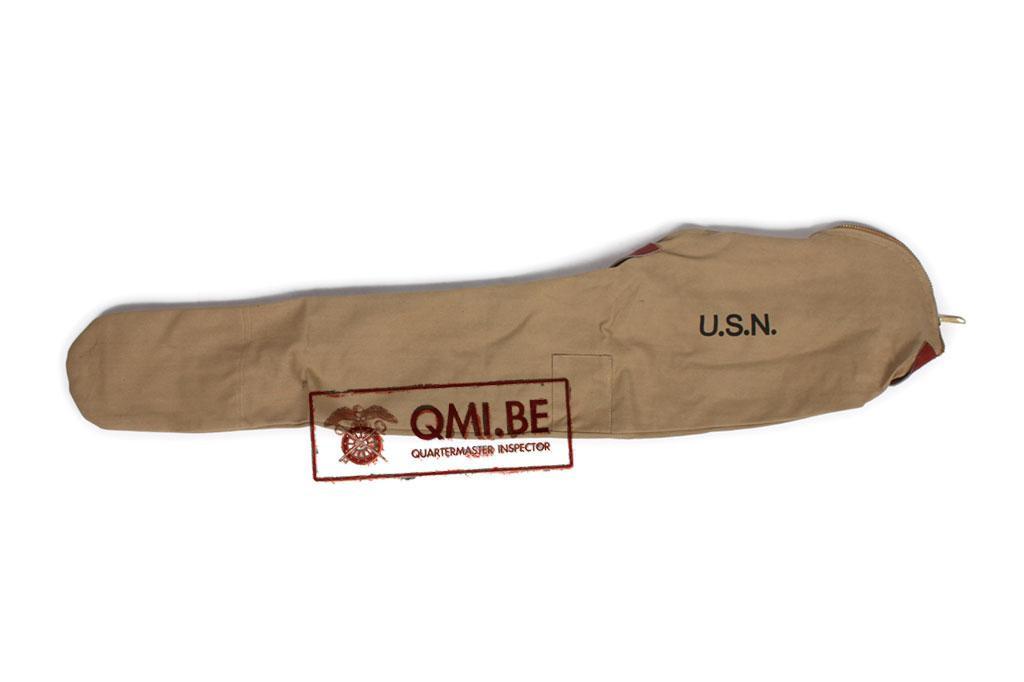 Case, carrying, M1 Garand Rifle (marked U.S.N.)
