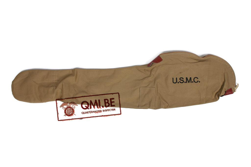 Case, carrying, M1 Garand Rifle (marked U.S.M.C.)