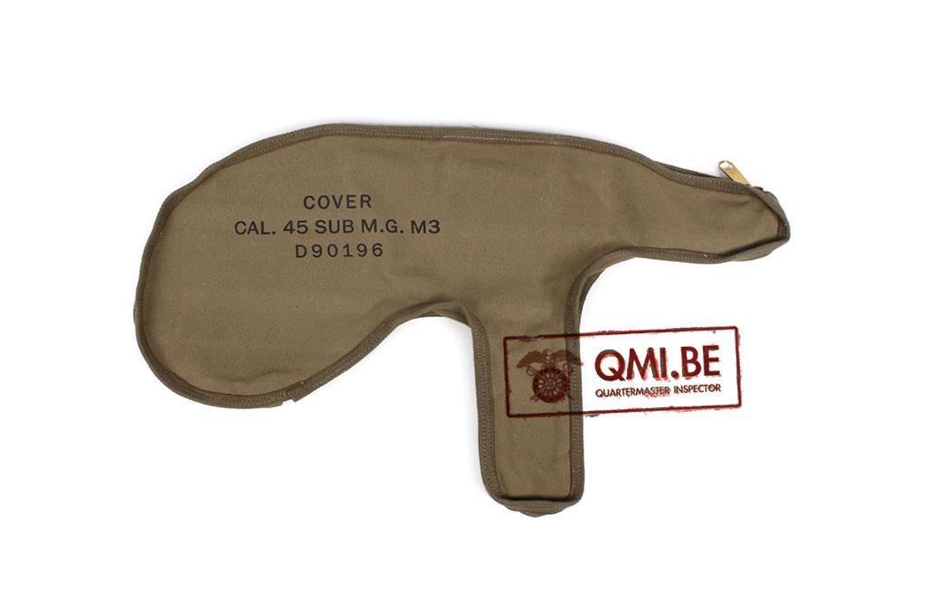 """Case, Canvas, M3 / M3A1, """"Grease Gun"""""""