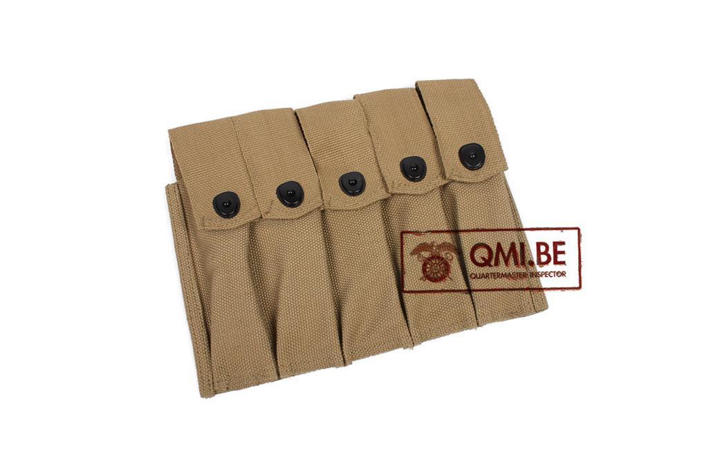 Pocket, Ammo, 5 Thompson magazines
