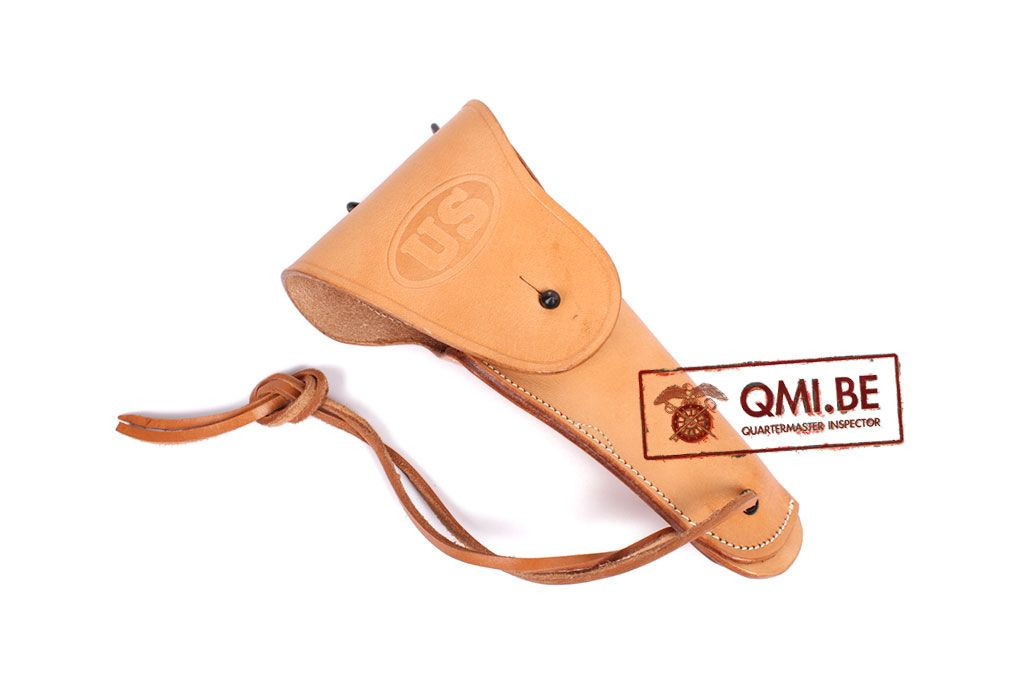 Leather M1916 Belt Holster (Colt.45)