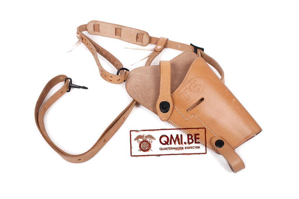 Leather shoulder holster M7, (Colt.45)