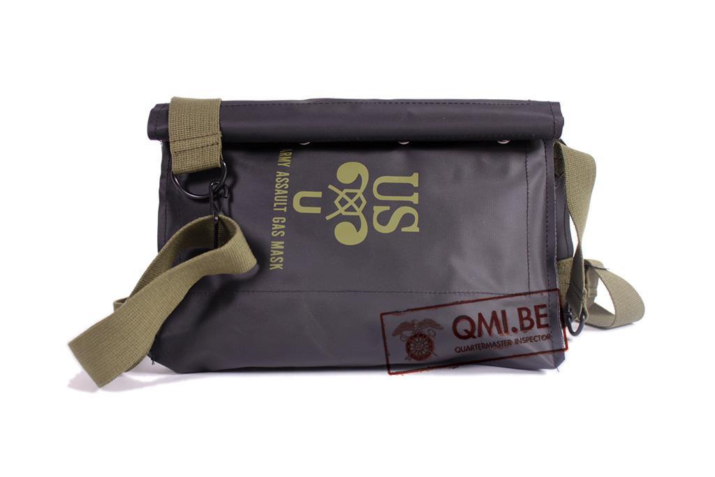 M7 Assault Gas Mask Bag (black) for M5 Gas Mask